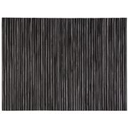 Chilewich - Mini Ribweave Black Placemat