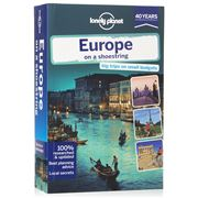 Lonely Planet - Europe On A Shoestring