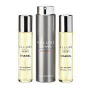 Chanel - AHS EAU Extreme Refillable Travel Spray 20ml X 3