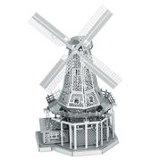 Metal Works - Windmill Model
