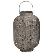 Papaya - Marrakesh Barrel Lantern Small