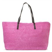 Annabel Trends - AT Travel Mesh Tote Bag Pink