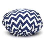 Annabel Trends - Shower Cap Navy Chevron