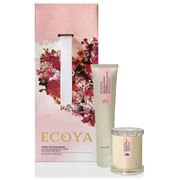 Ecoya - Mother's Day Sweet Pea & Jasmine Gift Set