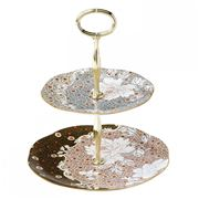 Wedgwood - Daisy Two Tier Cake Stand