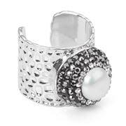 Bowerhaus - H Ring Silver