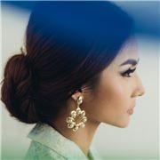 Bowerhaus - Gilded Pearl Earrings