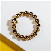 Bowerhaus - Gilded Hematite Bracelet