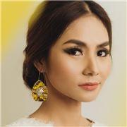 Bowerhaus - Gilded Leaf Earrings