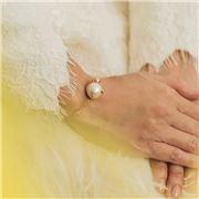 Bowerhaus - Gilded Baroque Chain Bracelet
