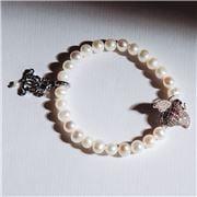 Bowerhaus - Maryanne Bee Pearl Bracelet