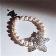 Bowerhaus - Maryanne Star Pearl Bracelet
