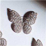 Bowerhaus - Maryanne Butterfly Brooch