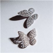 Bowerhaus - Maryanne Butterfly Earrings