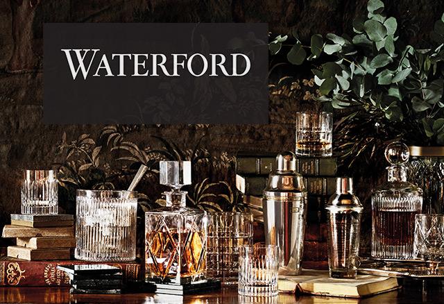 Waterford Short Stories Drinkware