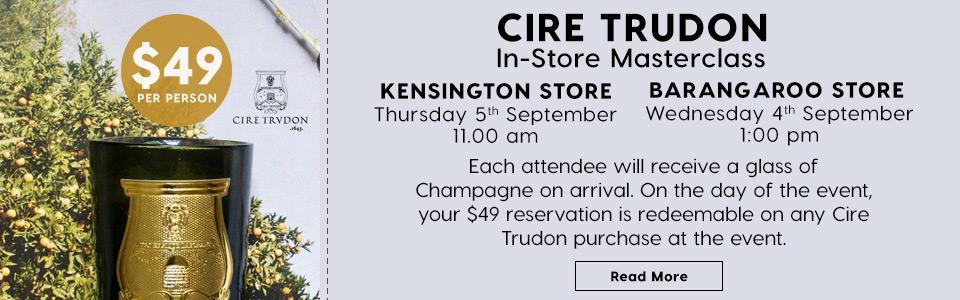 Cire Trudon Event