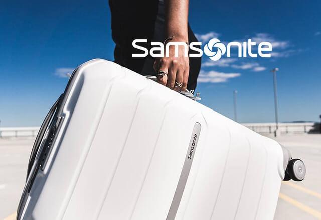 Stocktake Sale 2018 Samsonite