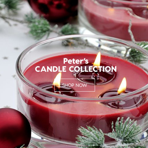 Peter's Candle Collection