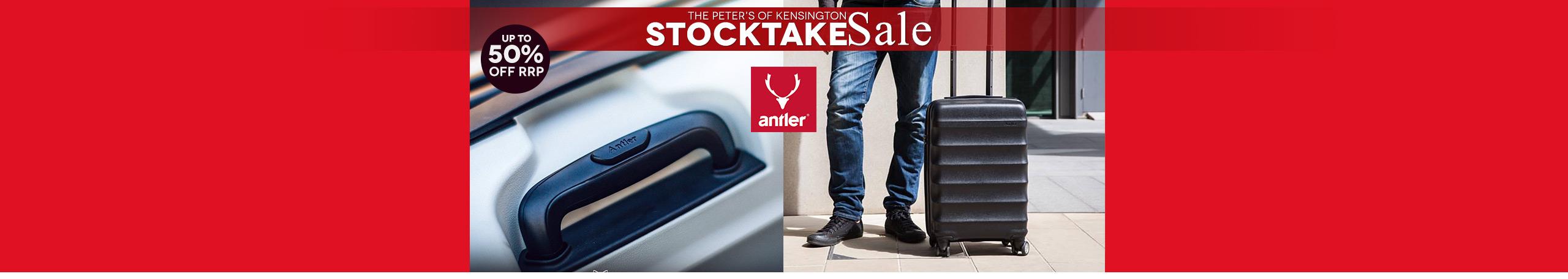 Stocktake Sale Antler Luggage