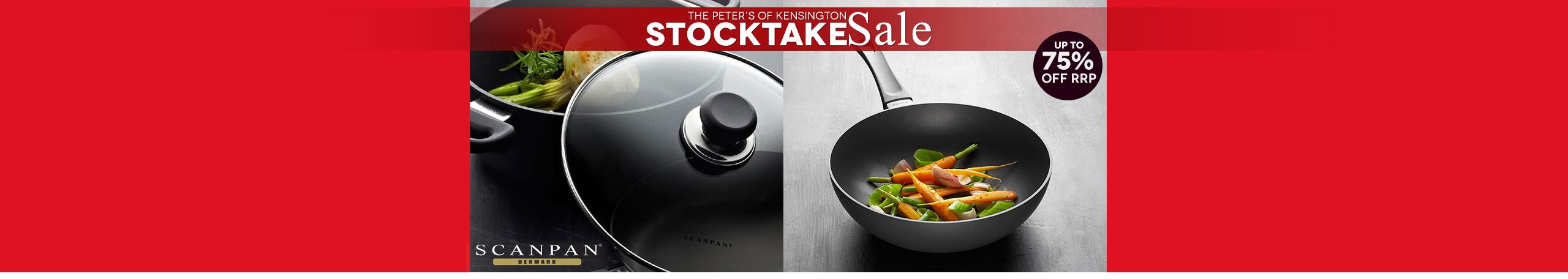 Stocktake Sale Scanpan