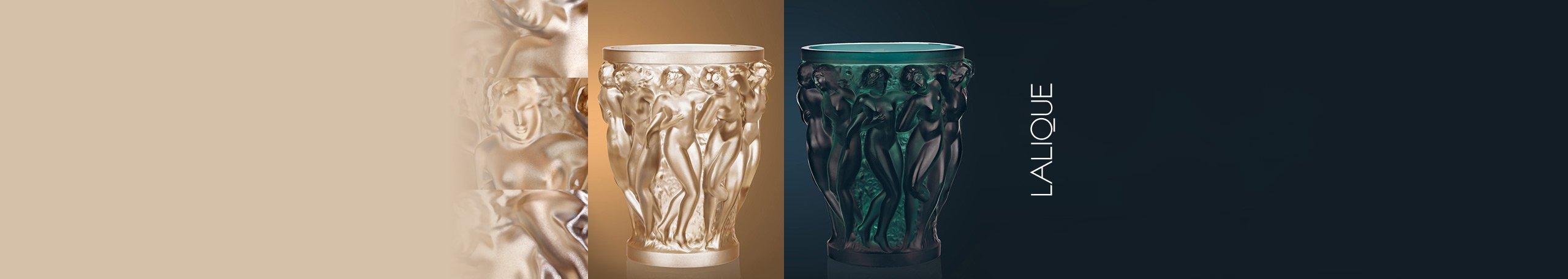 Lalique Vases