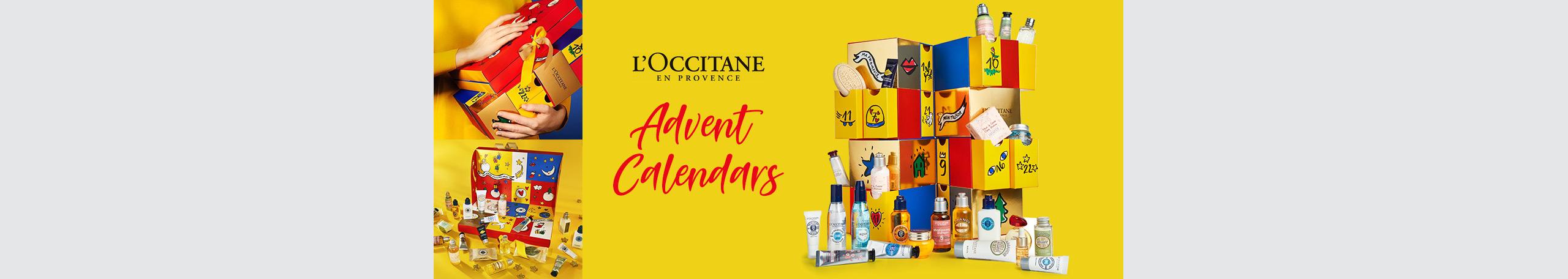 L'Occitane Advent Calendars