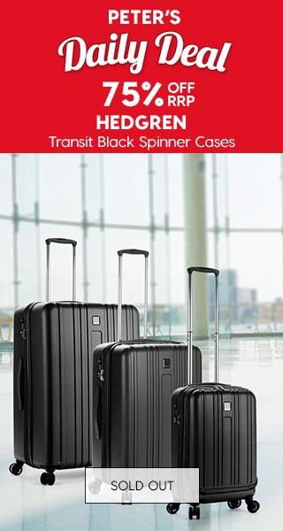 Hedgren Transit Spinner Cases
