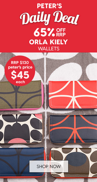 Peters Daily Deal Orla Kiely Wallets