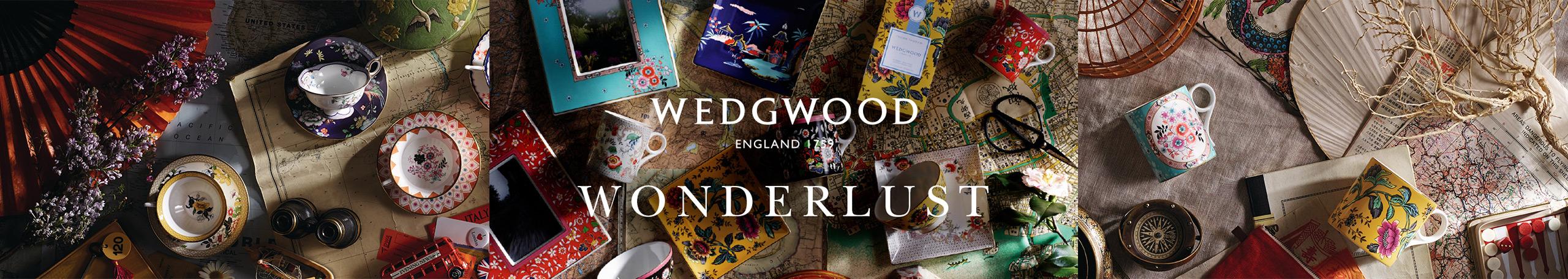 Wedgwood Woderlust