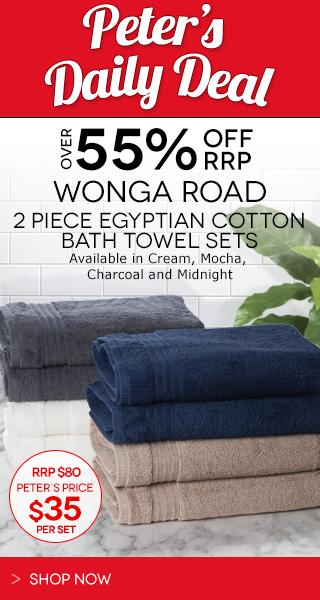 Wonga Road Bath Towel Sets
