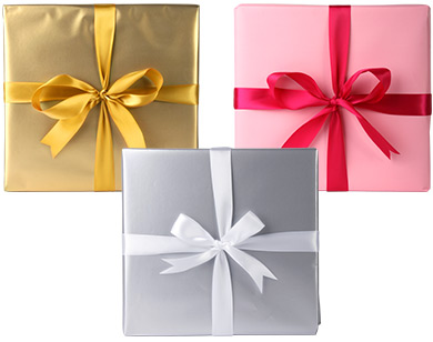 Peters of kensington gift wrapping when it comes to the art of gift giving weve got everything all wrapped up negle Image collections